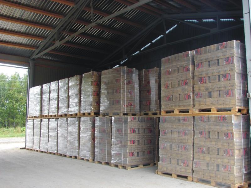 Сырье для производства топливных брикетов